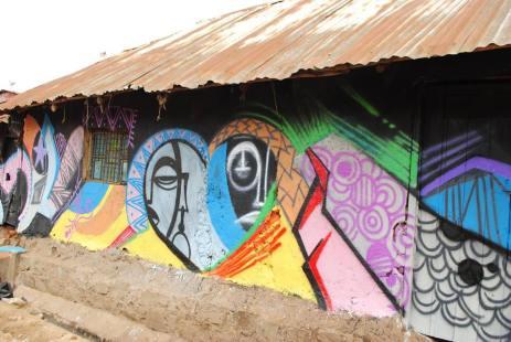 Talking Walls Project- Street Art Case Study 1