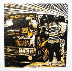 Denis Muraguri - Matatu Artist