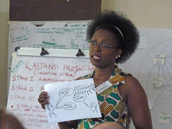 Amanda Ngabirano, Makerere University