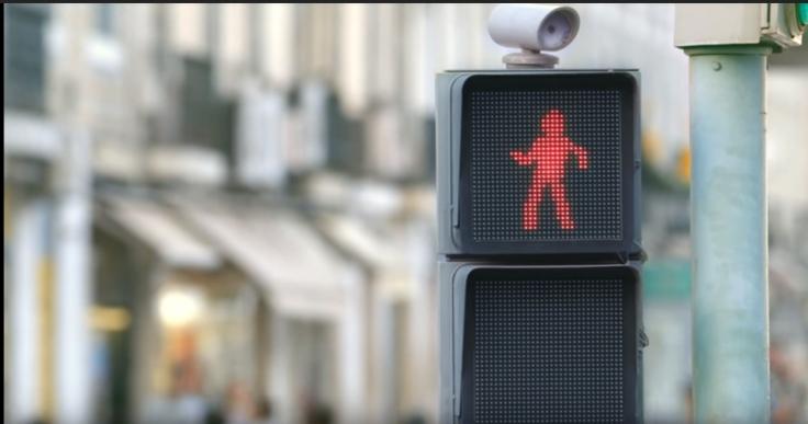 I-CMIIST - Dancing Traffic Light