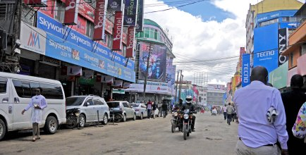 Luthuli Avenue