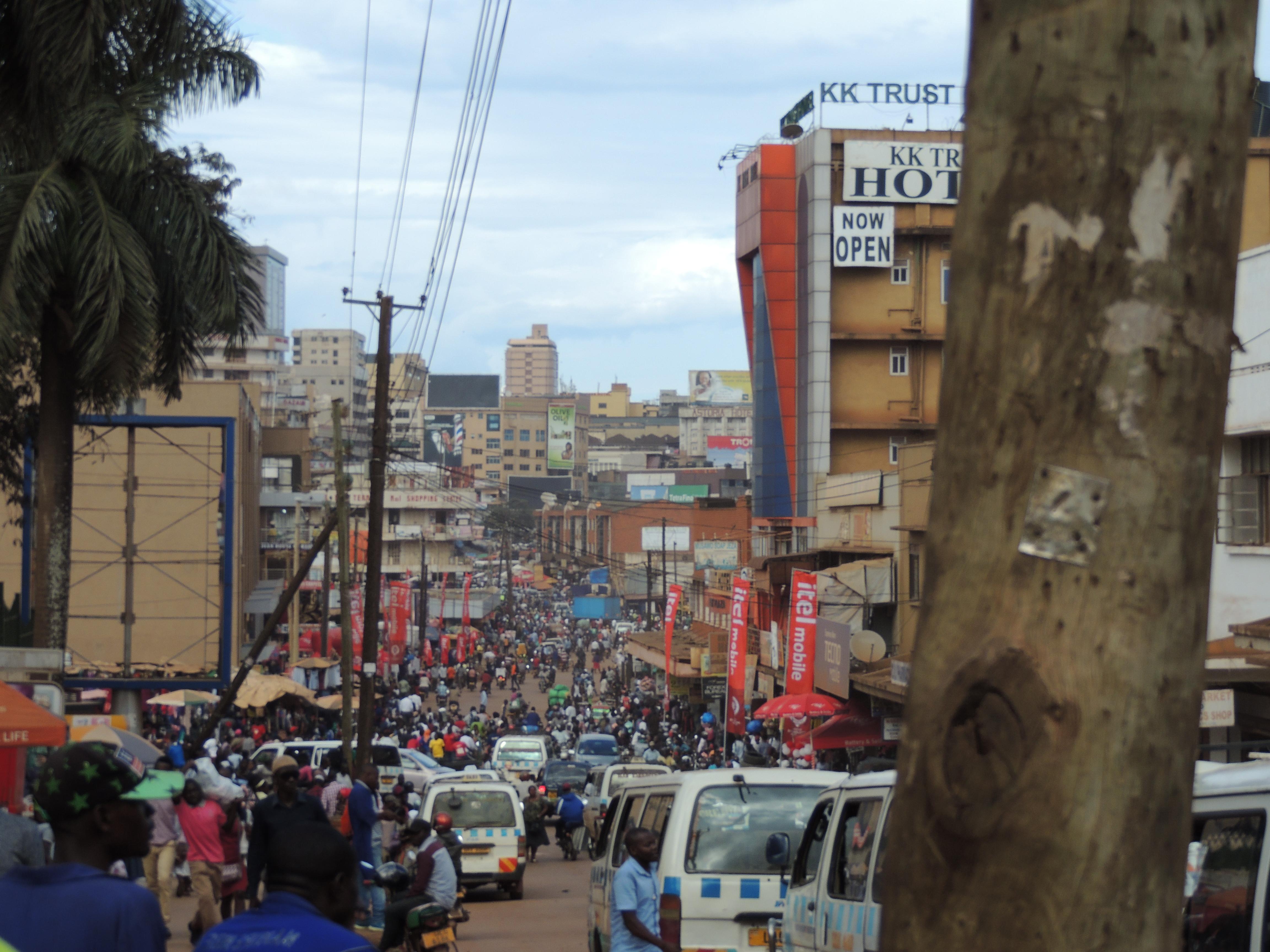 Namirembe Rd, Kampala - Howard Cambridge